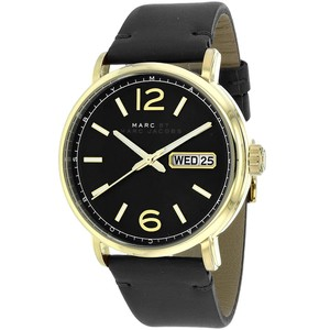 Marc by Marc Jacobs Marc by Marc Jacobs Men's Black Fergus Watch 38mm
