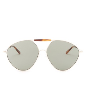 Valentino Women's Runway Aviator Sunglasses
