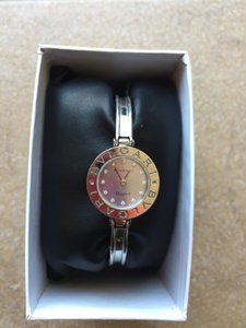 BVLGARI Ladies Bulgari b Zero.1 Bangle Watch MOP Diamond Dial