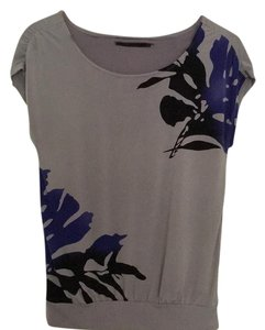 The Limited Sleeveless Business Casual Floral Top
