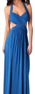 BCBGMAXAZRIA Maxi Cutouts Prom Formal Prom Dress