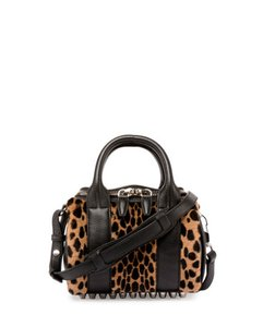 Alexander Wang Rocco Rockie Satchel New Cross Body Bag