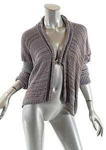 Pico Vela Cotton Blend Bamboo Handmade Handloomed Cardigan
