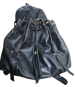 Gianni Notaro Chic Soft Multi-use Leather Backpack