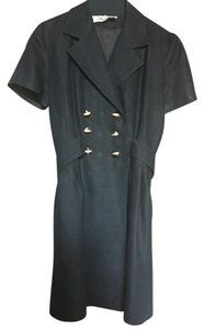 Chetta B. by Sherrie Bloom and Peter Noviello Double Breasted Fitted Dress