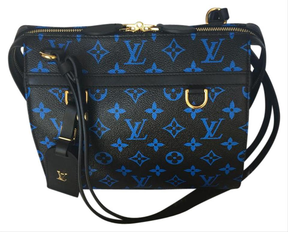 8c20fb906bf7 Louis Vuitton Speedy Amazon Speedy Limited Edition Satchel in Electric Blue  Image 0 ...