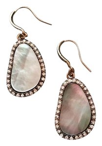 Topshop mother Of Pearl evening earrings $78