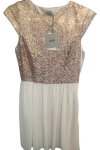 ASOS Sequin Flowy Chic Night Out Dress