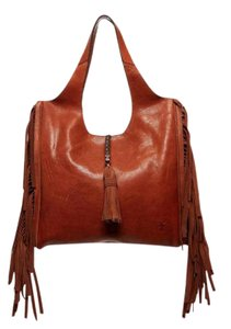 Frye Boho Festival Whiskey Country Shoulder Bag