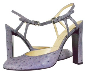 Prada Purple Pumps