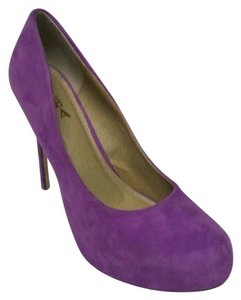 Alba Footwear Purple Pumps