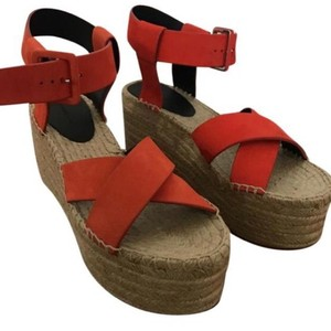 Cline Red Wedges