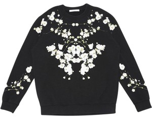 Givenchy And White Luxurious Unique High Fashion Sweatshirt