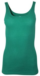 J.Crew Slim Fit Cotton Top Kelly Green