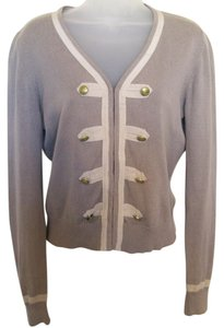 CAbi Military Sweater Cardigan