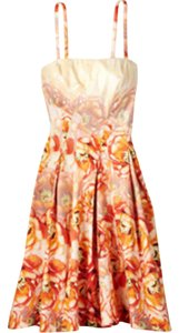 Etcetera short dress Kentucky Derby Cocktail Summer Spring Floral on Tradesy
