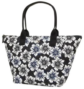 Kate Spade Nylon Kirby Tote in Black/Multi