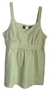 Saks Fifth Avenue Top Light Green