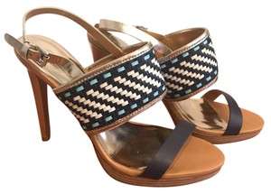 Coach multi blue Platforms