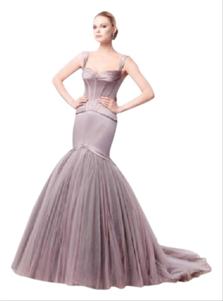 Zac Posen Truly Zac Posen Wedding Dress - Tradesy