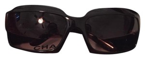 Chanel Chanel sunglasses with mother of pearl