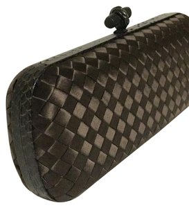 Bottega Veneta Dark brown Clutch