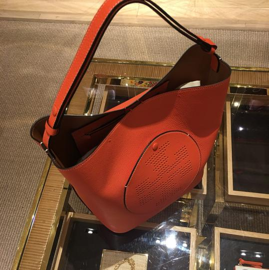 Tory Burch Tote in spiced orange Image 1