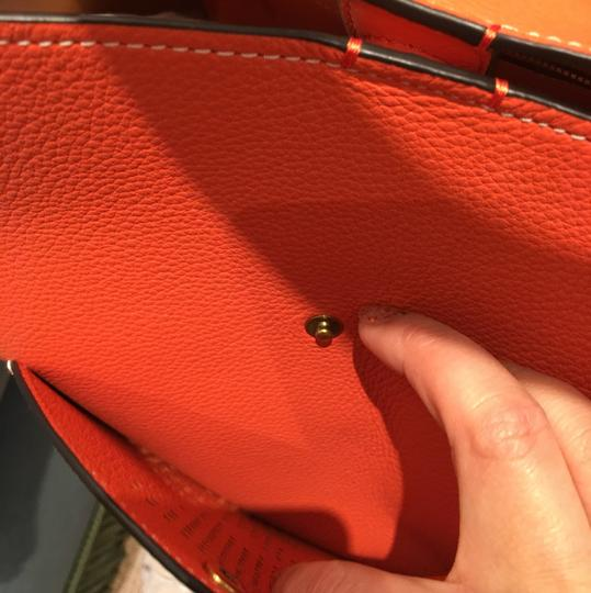 Tory Burch Tote in spiced orange Image 3