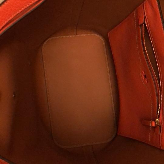 Tory Burch Tote in spiced orange Image 5