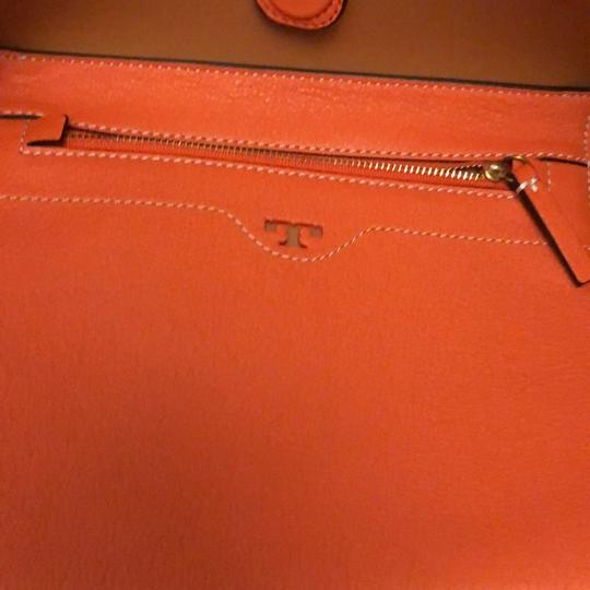 Tory Burch Tote in spiced orange Image 6
