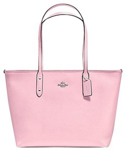 Coach 36875 Satchel 36876 Tote in Blush pink