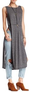 Gray Maxi Dress by Free People Maxi We The Free