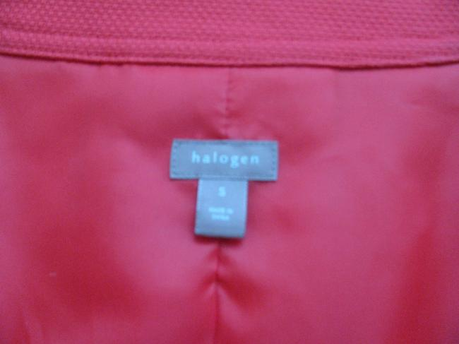 Halogen Coral Red Blazer