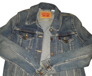 Levi's Levi Relaxed Fit Womens Jean Jacket