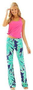 Lilly Pulitzer Relaxed Pants TIGER PALM