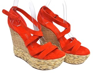 Casadei Orange Wedges