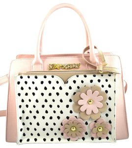 Betsey Johnson Tote in spots