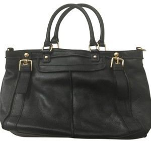 Steven by Steve Madden Satchel in black