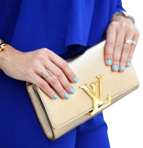Louis Vuitton GOLD Clutch