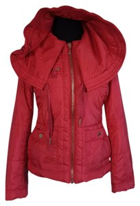 Juicy Couture Hooded Quilted Coat