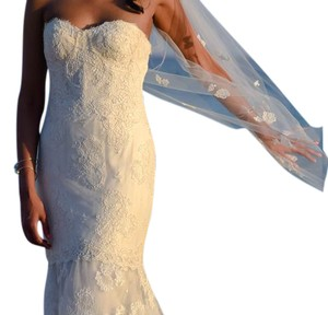 Monique Lhuillier Monique Lhuillier Arielle Wedding Gown Wedding Dress