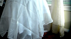 White Ds002 Tablecloth