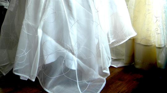 White Ds002 Tablecloth Image 10