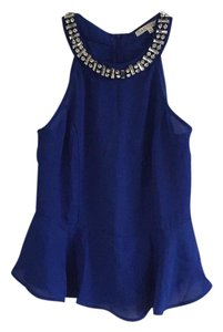 Active Basic Top Royal Blue
