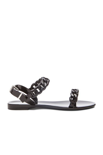 Item - Jelly Chain-link Sandals Size US 7