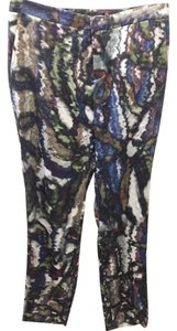 Theory Straight Pants multicolored