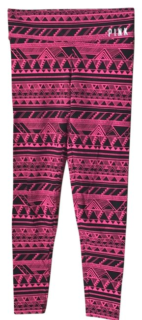 Item - Black and Hot Pink ? Activewear Bottoms Size 0 (XS)