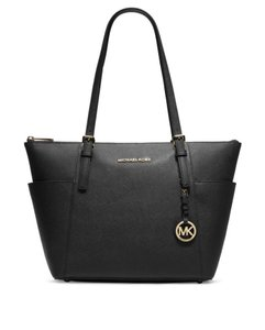 Michael Kors Travel Gold Hardware Shoulder Bag