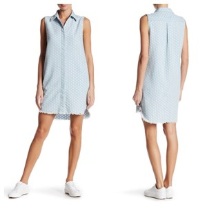 Current/Elliott short dress blue on Tradesy