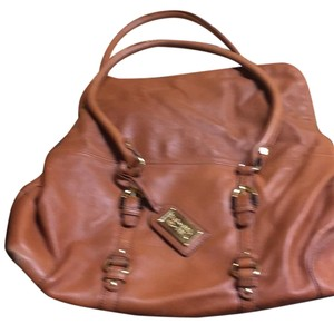 Badgley Mischka Tote in tan
